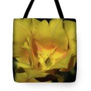 Tulip Time Hopeless Love Tote Bag