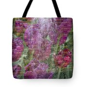 Tulip Waterfalls Tote Bag