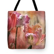 Tulips - Colors Of Love Tote Bag