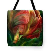 Tulips - Colors Of Paradise Tote Bag