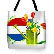 Tulips Eco Tote Bag
