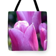 Tulips - Field With Love 05 Tote Bag