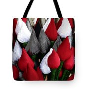 Tulips For Sale Tote Bag