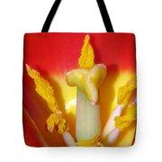 Tulips - Hearts Desire Tote Bag