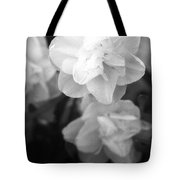 Tulips - Infrared 02 Tote Bag
