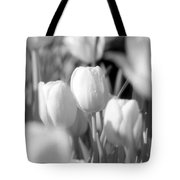 Tulips - Infrared 10 Tote Bag