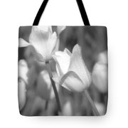Tulips - Infrared 14 Tote Bag
