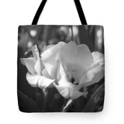 Tulips - Infrared 19 Tote Bag