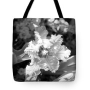 Tulips - Infrared 25 Tote Bag