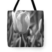 Tulips - Infrared 27 Tote Bag