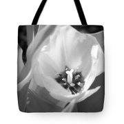 Tulips - Infrared 31 Tote Bag