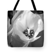 Tulips - Infrared 32 Tote Bag