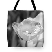 Tulips - Infrared 39 Tote Bag