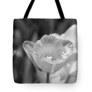 Tulips - Infrared 40 Tote Bag