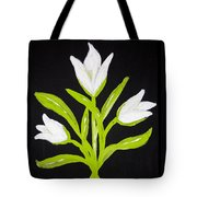 Tulips Tote Bag by Melissa Dawn