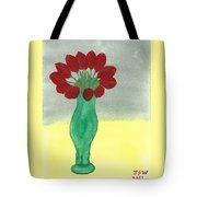 Tulips Of Love Tote Bag