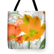 Tulips - Perfect Love - Photopower 2084 Tote Bag