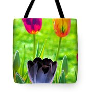 Tulips - Perfect Love - Photopower 2168 Tote Bag