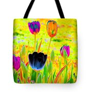 Tulips - Perfect Love - Photopower 2169 Tote Bag