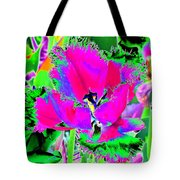 Tulips - Perfect Love - Photopower 2183 Tote Bag