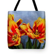 Tulips Radiance Tote Bag