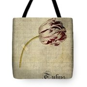 Tulips - S01bt2t Tote Bag