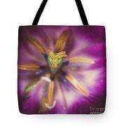 Tulips Star Tote Bag