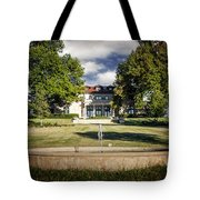 Tulsa Garden Center Tote Bag by Tamyra Ayles