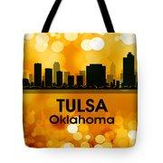Tulsa Ok 3 Tote Bag