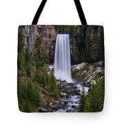 Tumalo Falls - Oregon Tote Bag