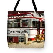 Tumble Inn Diner Claremont Nh Tote Bag