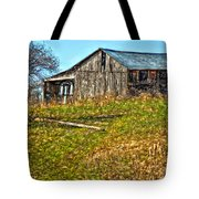 Tumbledown Tote Bag by Steve Harrington