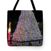 Tumbleweed Christmas Tree Tote Bag
