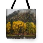 Tumwater Canyon Tote Bag
