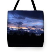 Tungsten Blues  Tote Bag
