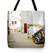 Tunisian Girl Tote Bag by John Wadleigh
