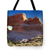 Tunnel Arch - Arches National Park Tote Bag