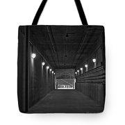 Tunnel Of Heroes 2 Tote Bag
