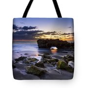 Tunnel Of Light Tote Bag
