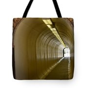 Tunnel To The Berkeley Pit Tote Bag