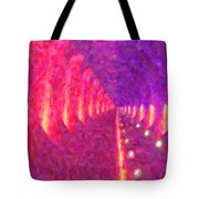 Tunnel Vision Tote Bag by Kenny Francis
