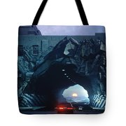 Tunnelvision Tote Bag