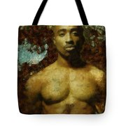 Tupac Shakur - Tribute Tote Bag