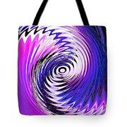 Turbulence Tote Bag