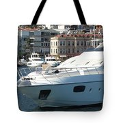 Turkey Land Of Poverty Tote Bag