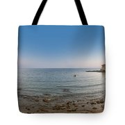 Turkey Side Panorama Tote Bag by Antony McAulay