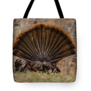 Turkey Tail Tote Bag