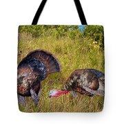 Turkey Terrain Tote Bag