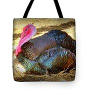 Turkey Time Out Tote Bag