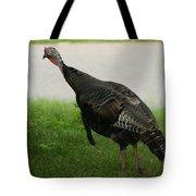 Turkey Trot Tote Bag
